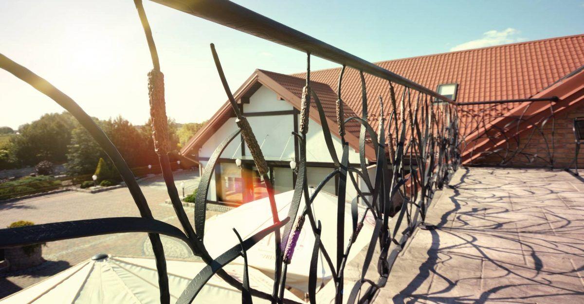 Balustrada Balkonowa 01